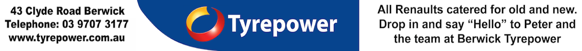 Sponsor Slide – Berwick Tyrepower 100