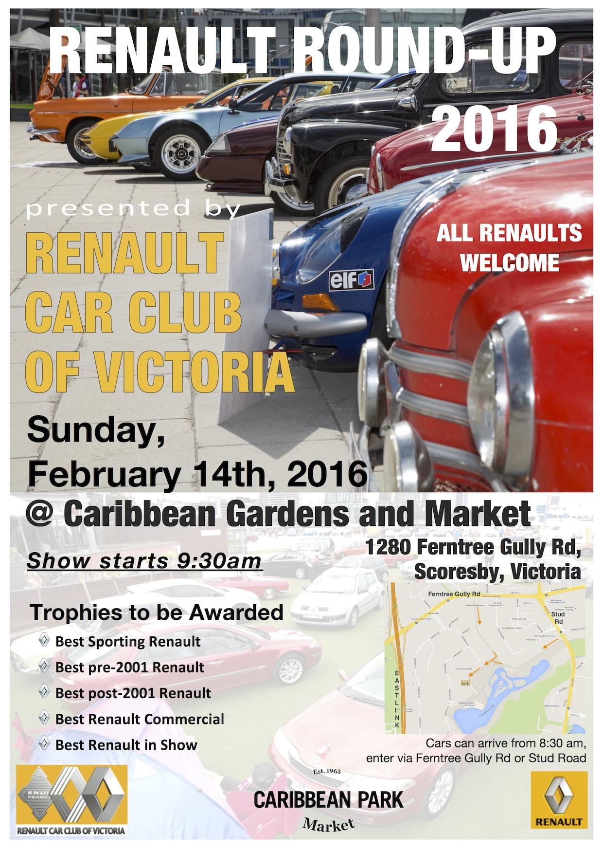 Renault Round-up 2016 Flyer